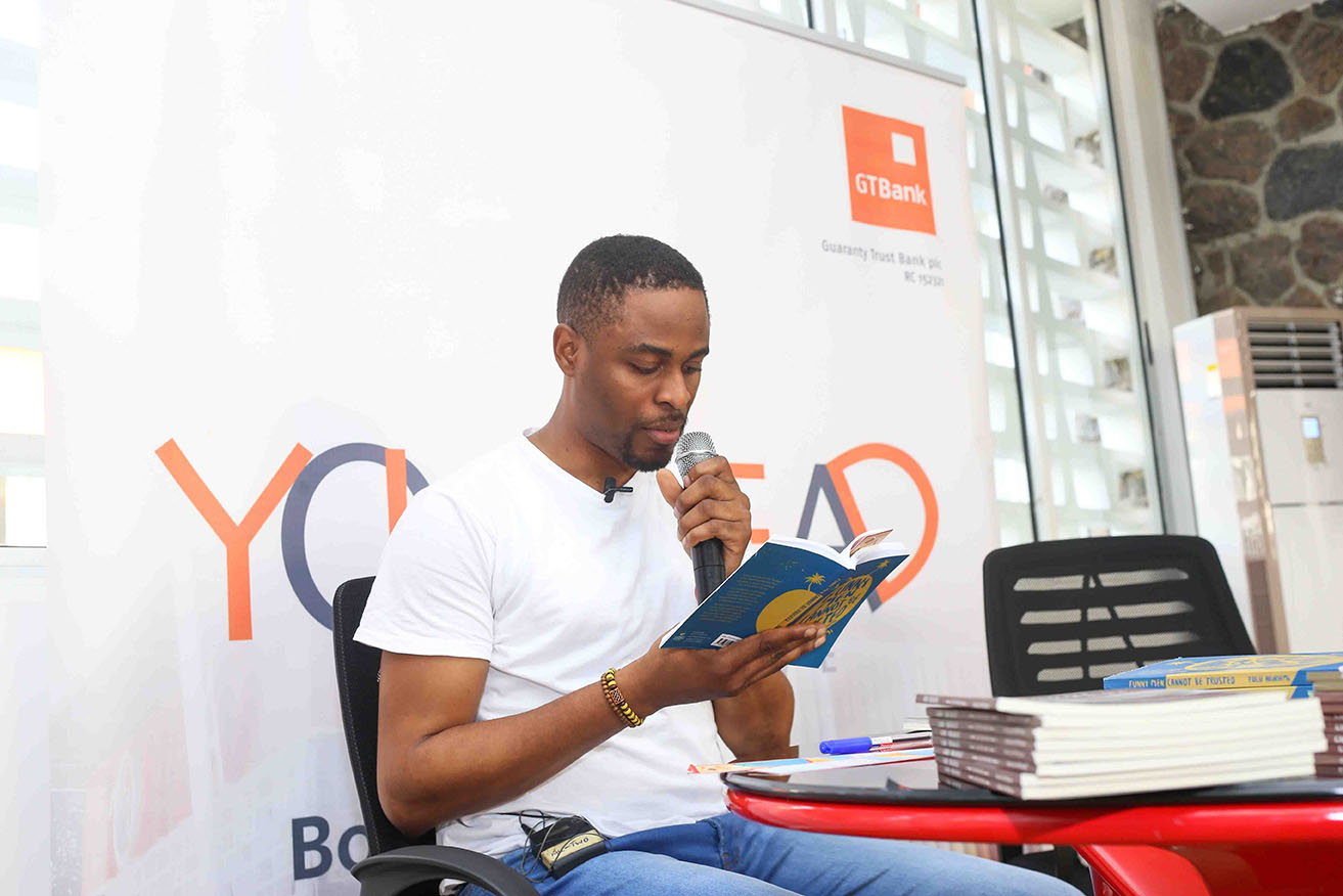 Tolu Akinyemi- Rovingheights GTBank Youread initiative Poetry funny men cannot be trusted (11)