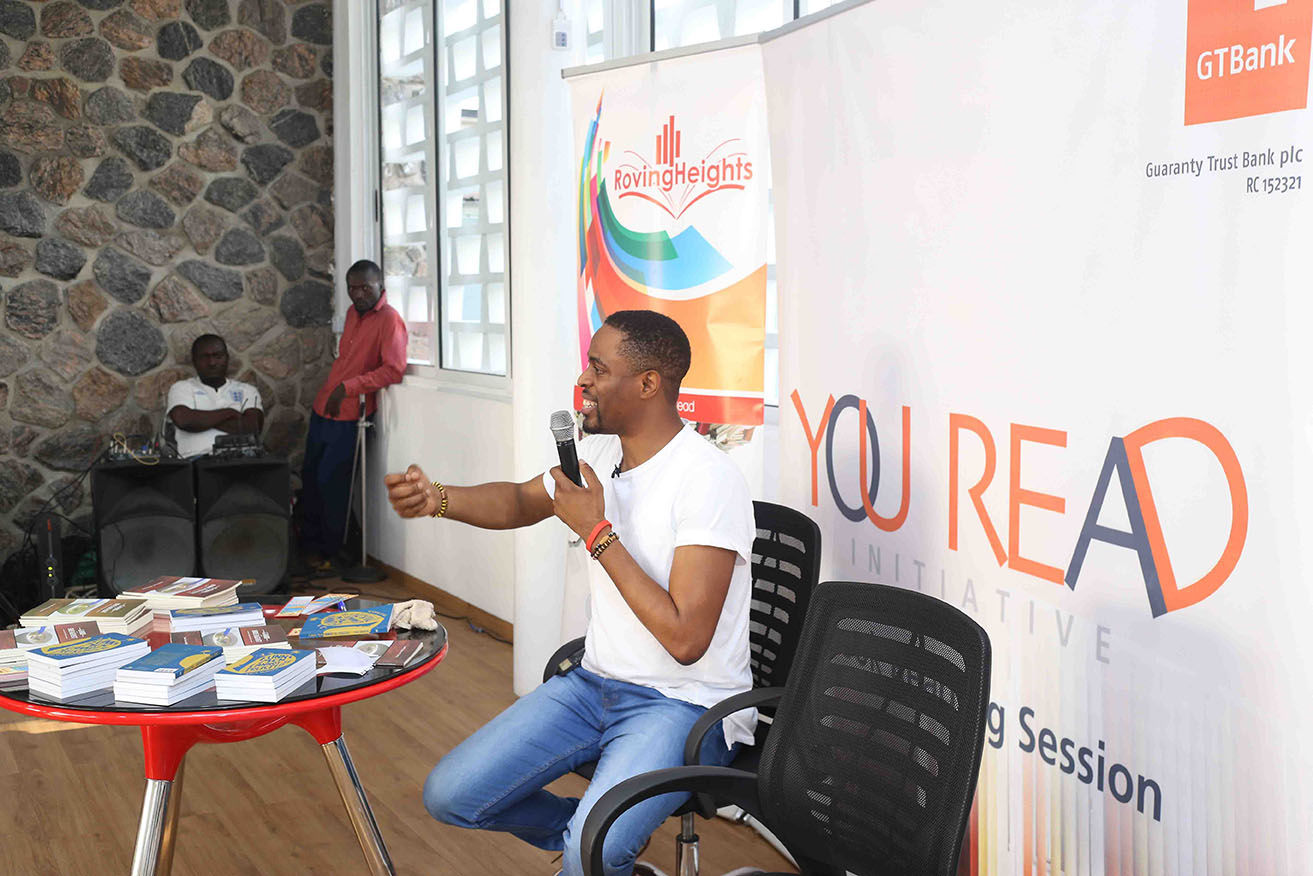 Tolu Akinyemi- Rovingheights GTBank Youread initiative Poetry funny men cannot be trusted (20)
