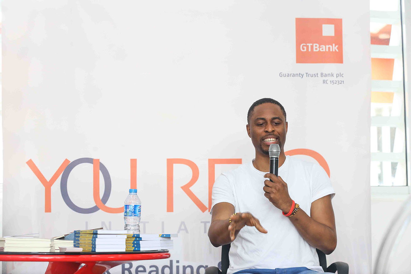 Tolu Akinyemi- Rovingheights GTBank Youread Initiative Poetry Funny Men Cannot Be Trusted (62)