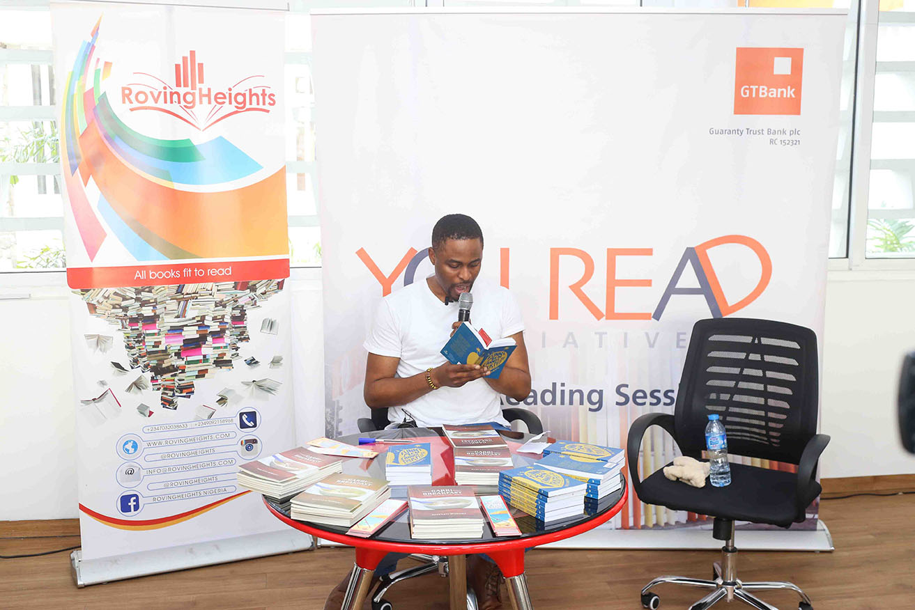 Tolu Akinyemi- Rovingheights GTBank Youread initiative Poetry funny men cannot be trusted (9)